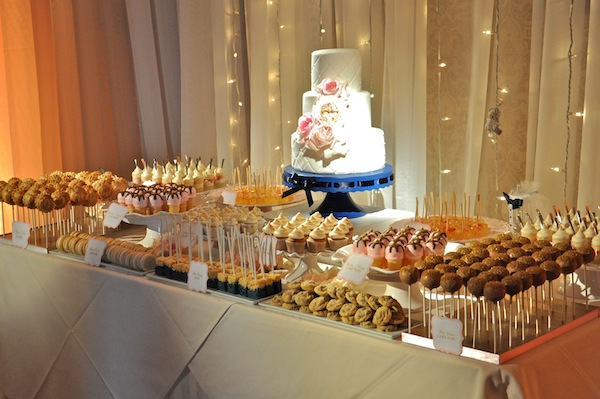 Wedding Reception Stations Ideas 2018