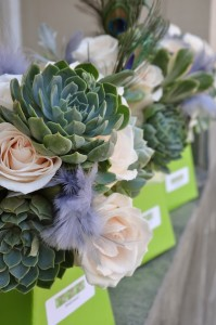 succulent bouquet trends