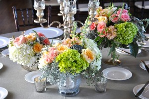 Bel Air Bay Club Wedding Flowers