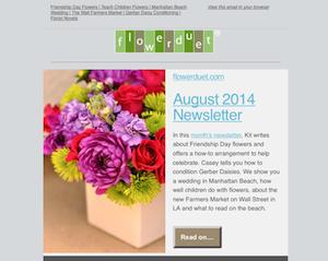 August 2014 News