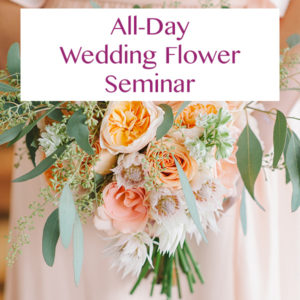 All Day Wedding Seminar