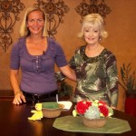 Flower Duet on PBS TV Show - Creative Living 2010/2011
