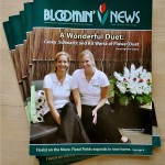 Bloomin News Cover