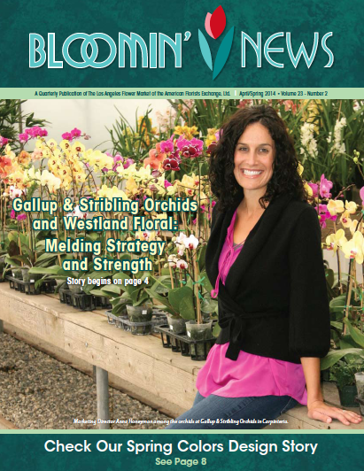 Spring 2014 Bloomin News