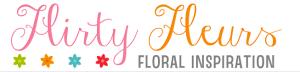 Flirty Fleurs Logo