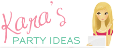 Kara's Party Ideas Blog Logo