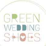 Green Wedding Shoe