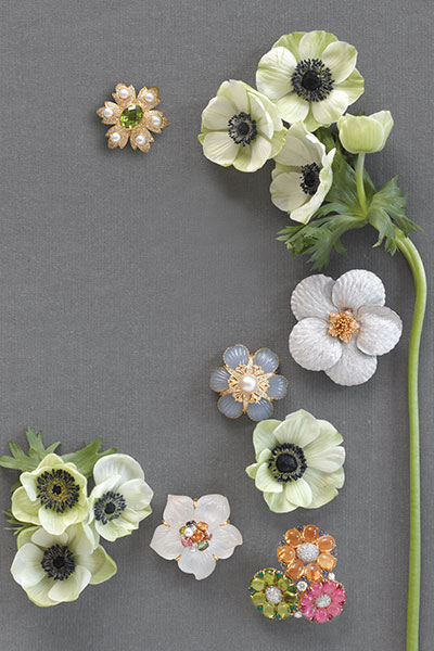 flower magazine jewelry