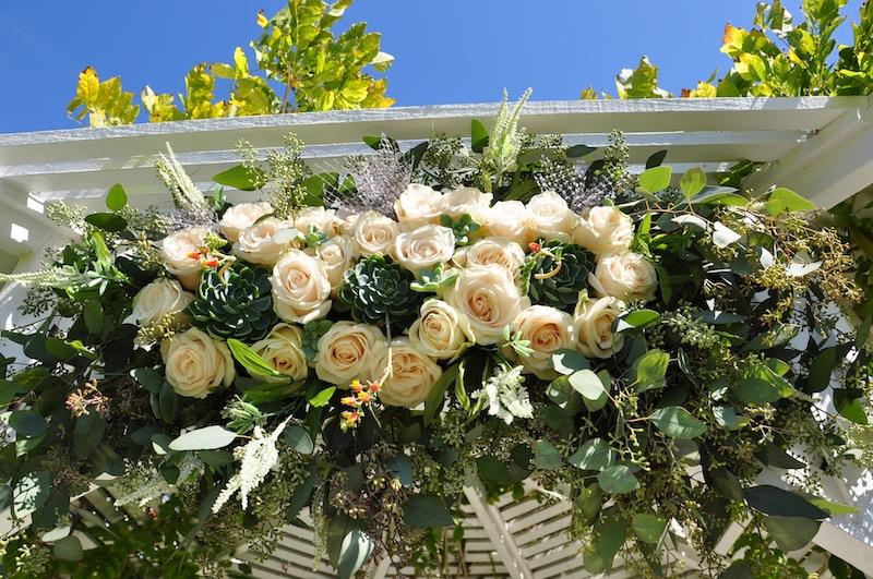 flowerduet-succulent-arch-detail