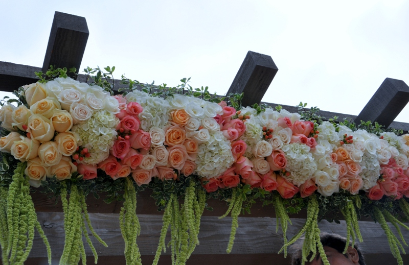 flowerduet-terranea-coral-colored-wedding