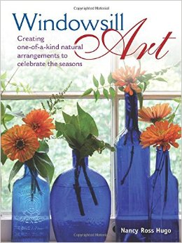 window sill art book