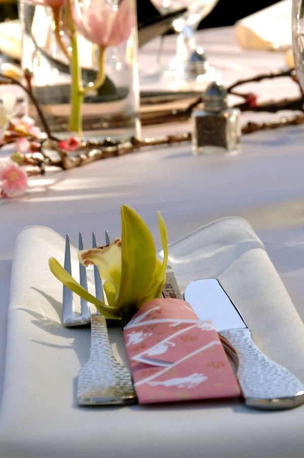 flowerduet.com-cymbidium-orchid-napkin-accent-wedding-reception-details