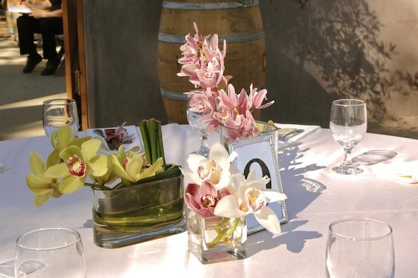 flowerduet.com-orchid-wedding-reception-centerpiece
