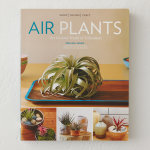 Gift Idea for Flower Lovers: Air Plants Book