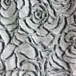 Gift Idea for Flower Lovers: Luxury Throw in Floral Design
