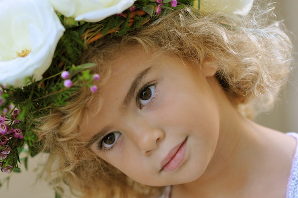 Floral Crowns for Weddings