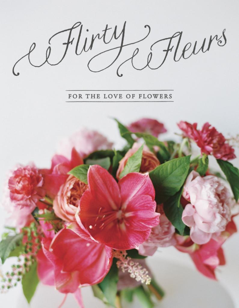 Flirty Fleurs Magazine