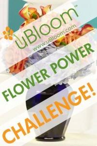 UBloom Flower Challenge