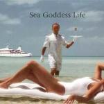 Sea Goddess I Postcard