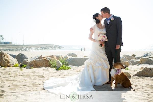 Beach Wedding by Flower Duet