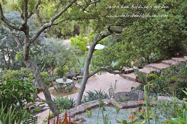Debra Lee Baldwin's Garden Tours