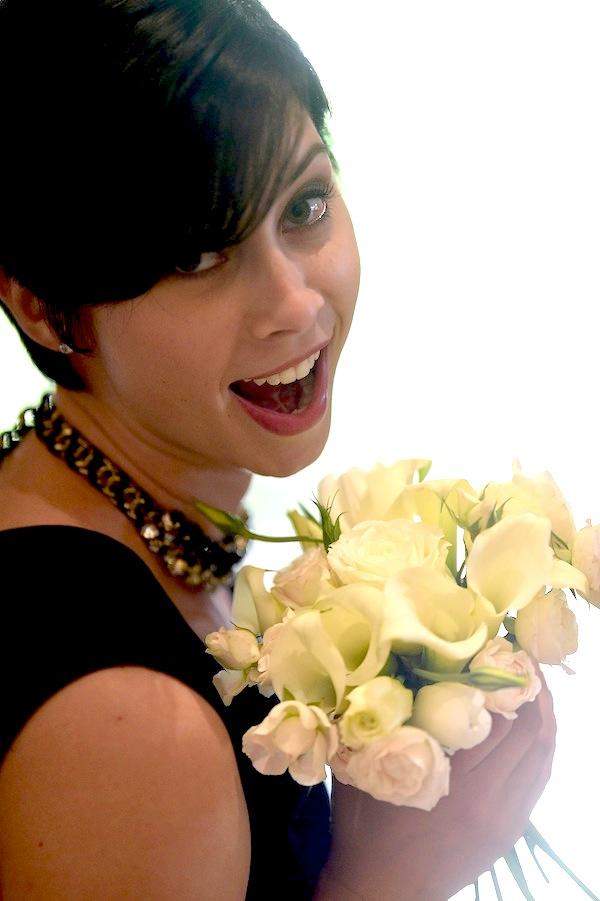 Adrienne's bouquet