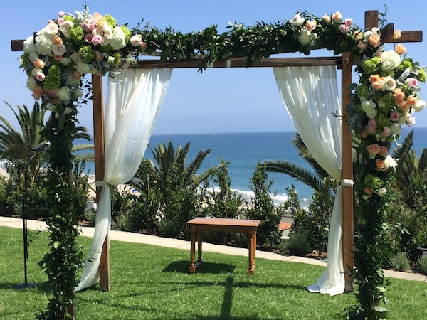 flower-duet-bel-air-bay-club-arch-2