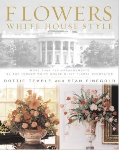 White House Flowers Book