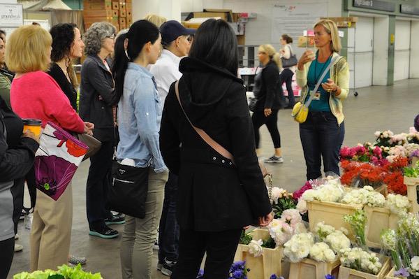LA Flower Mart Tour