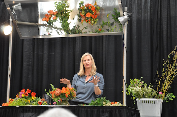 2016 San Francisco Flower & Garden Show - Kit Speaking
