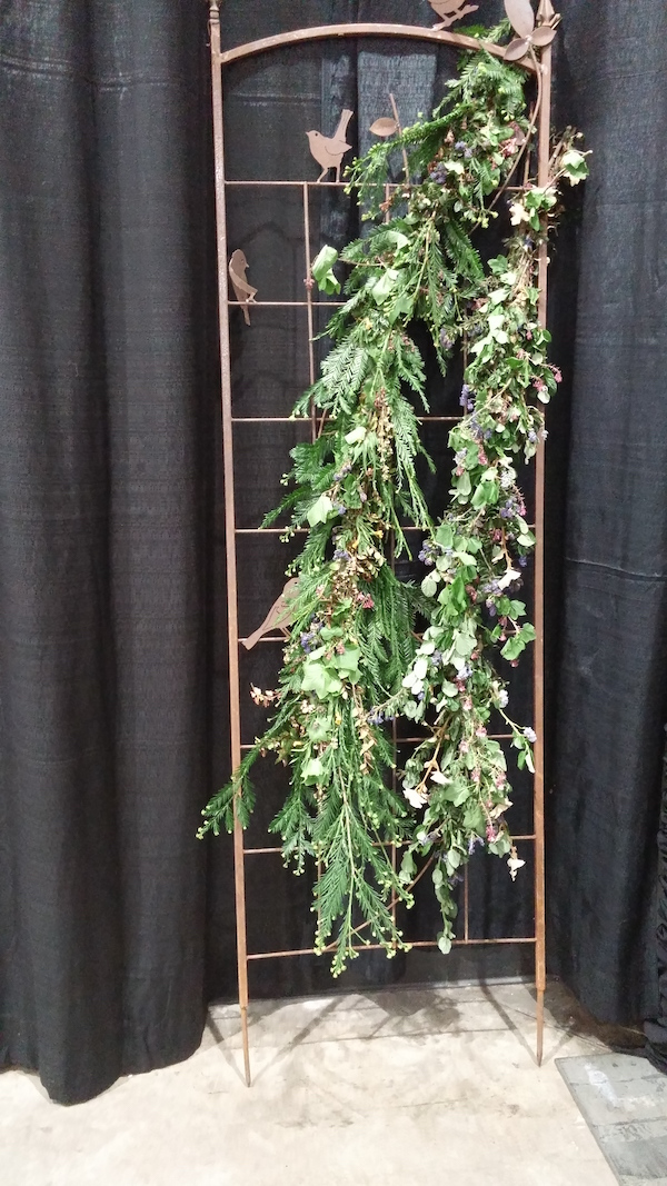 California Native Garlands
