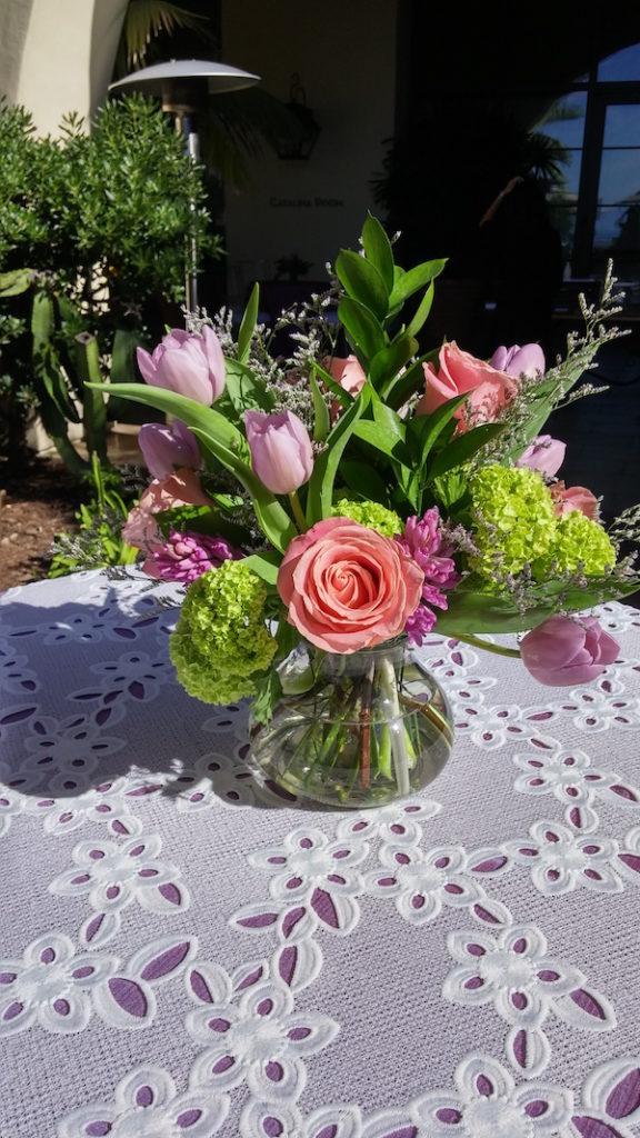Wide Base Vase