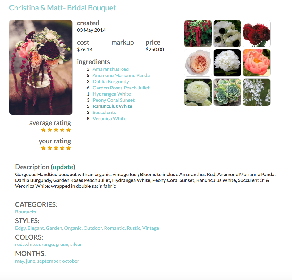 Floral App Review by Mayesh