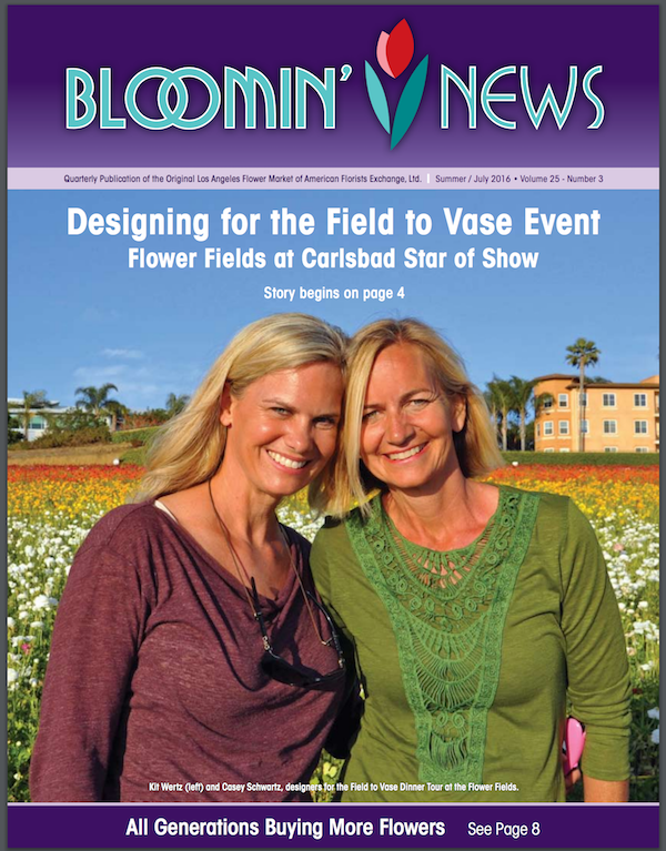 July 2016 Bloomin News