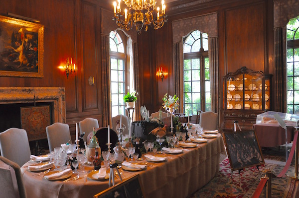 Filoli Dining Room