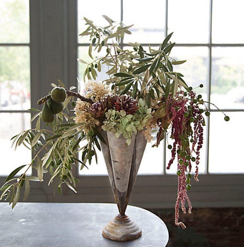 Cone Trio Vase by Shop Terrain