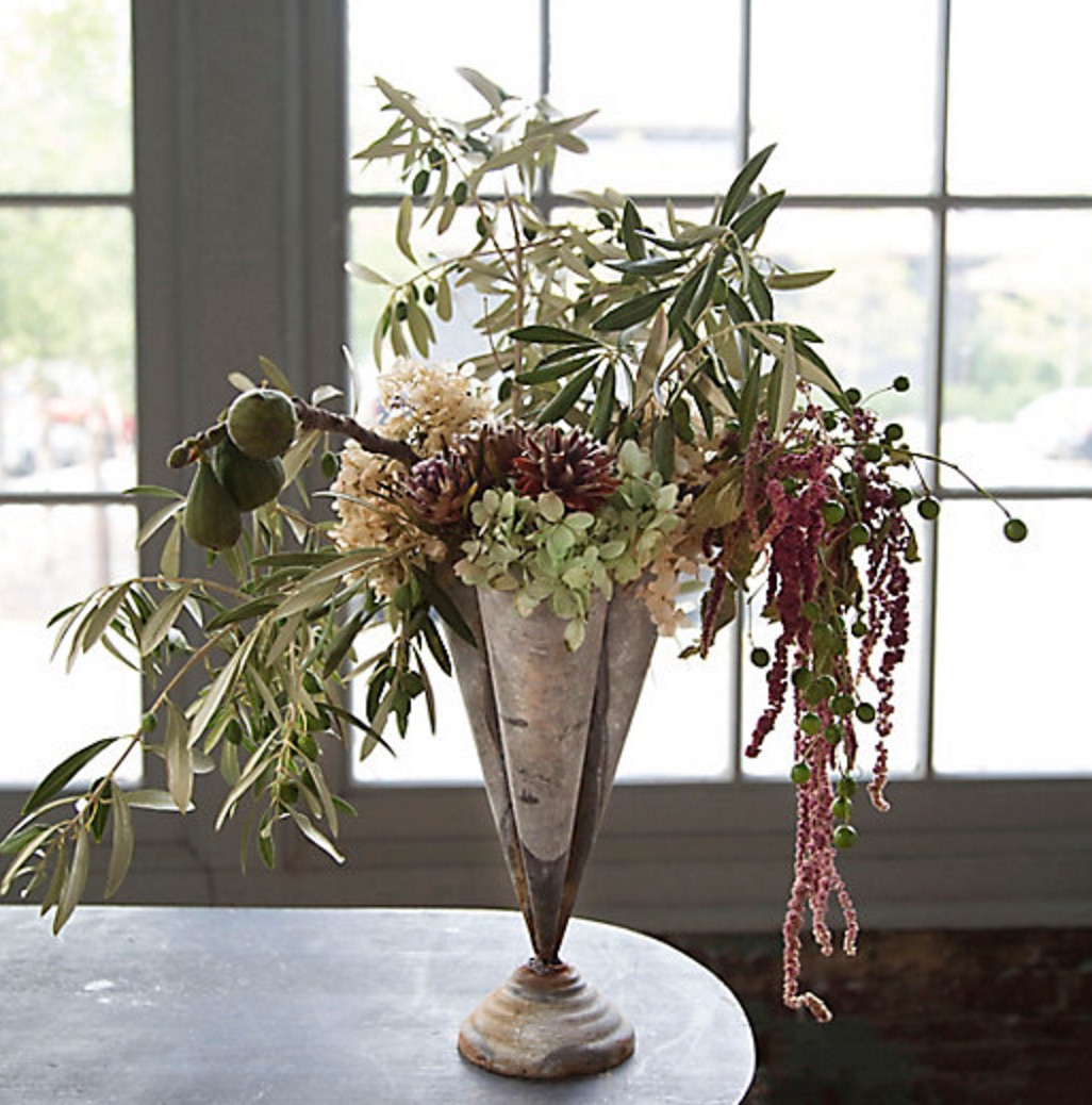 December 2016 newsletter flowerduet cone trio vase by shop terrain reviewsmspy