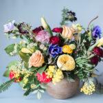 Dutch Floral Master Painting Floral Design