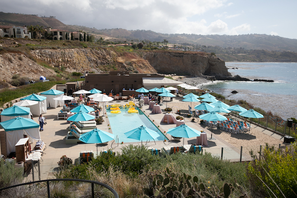 Terranea Resort at Cielo Point for our WEHEROES event for 2017.