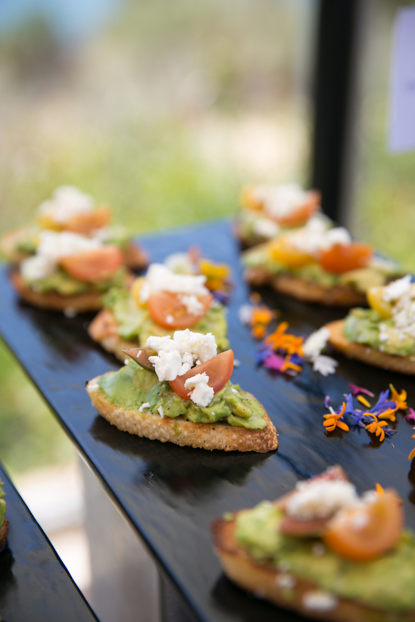 Avocado Crostini by Terranea