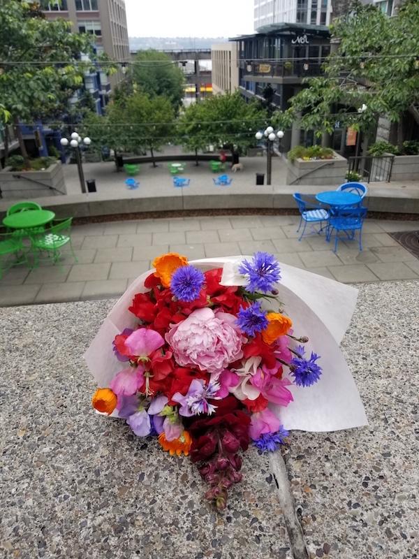 Flower bouquet Seattle