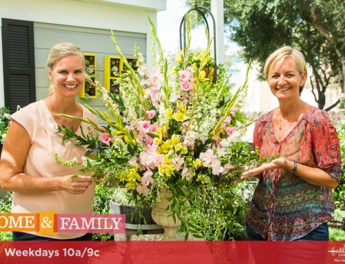Learn How to Make a Show-Stopping Floral Design with Flower Duet