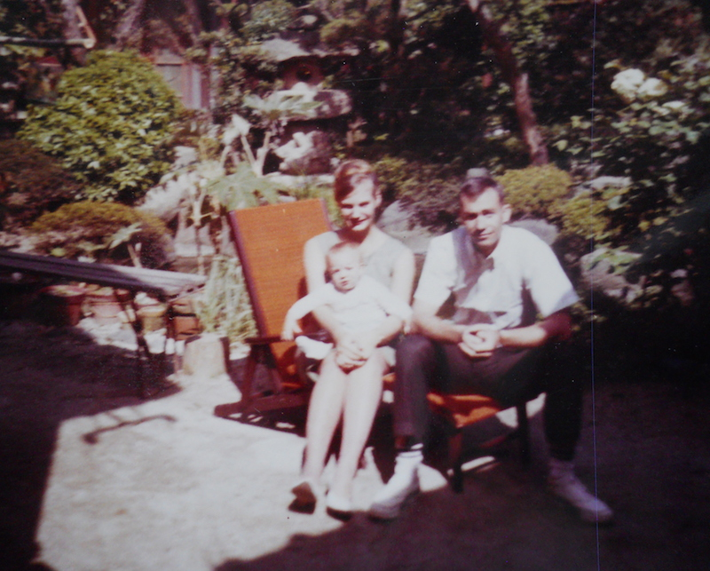 Coleman Family Japan 1964