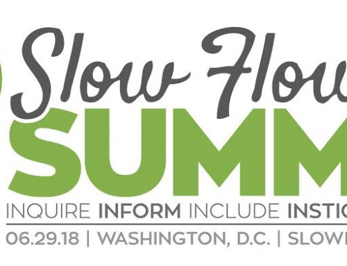 Flower Duet to Speak at the 2nd Annual Slow Flowers Summit