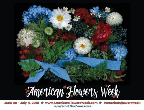 2018 American Flowers Week Announced -