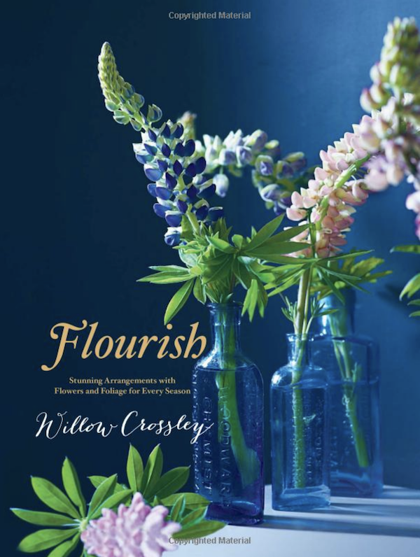 Flourish book by Willow Crossley