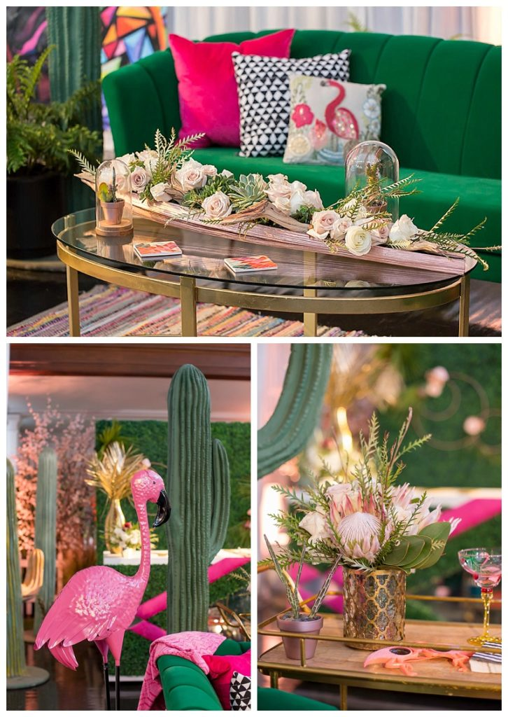 Flower Duet florals at #cwdbestof2018
