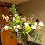 Hogarth Curve AIFD flowers at Symposium 2018