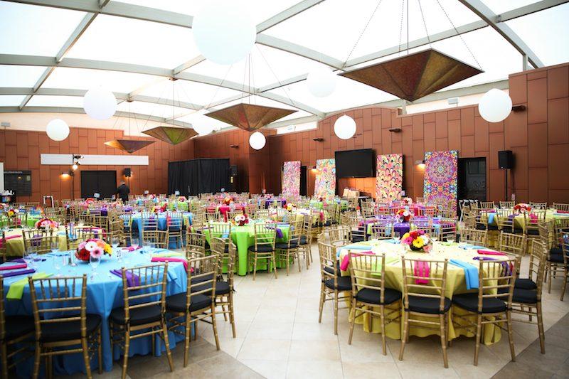 Flower Duet SS Fundraiser Ballroom