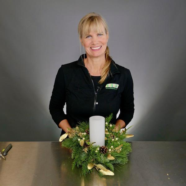 Kit Teaching an Online Flower Class